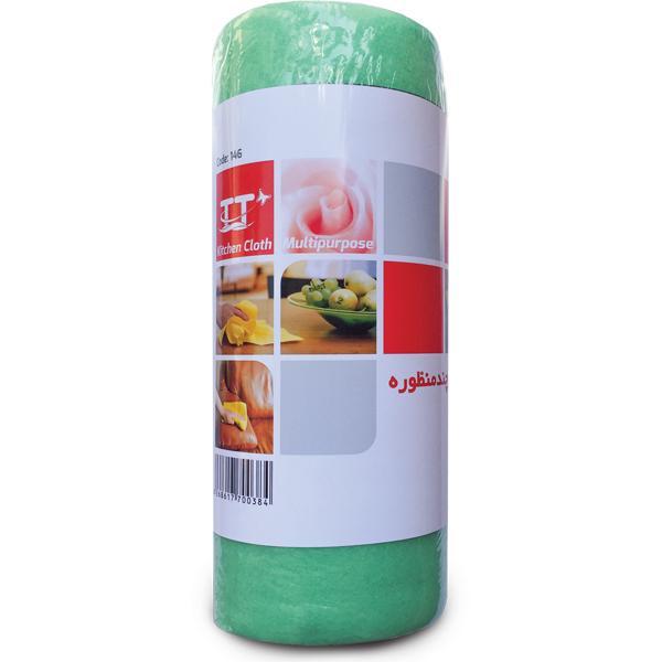دستمال آشپزخانه چند منظوره رولی کد 146